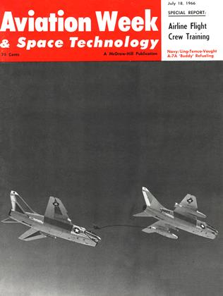 Cover for the July 18 1966 issue