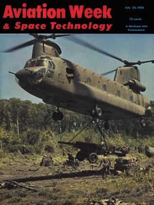 Cover for the July 25 1966 issue