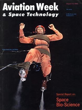 Cover for the August 15 1966 issue