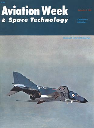 Cover for the September 5 1966 issue