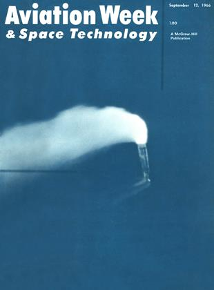Cover for the September 12 1966 issue