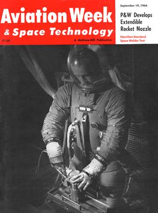 Cover for the September 19 1966 issue