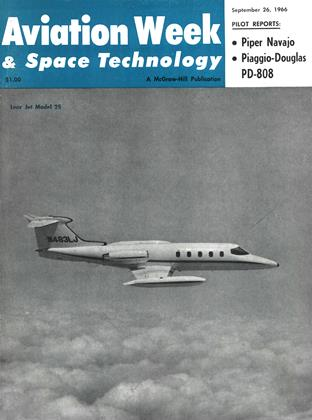 Cover for the September 26 1966 issue