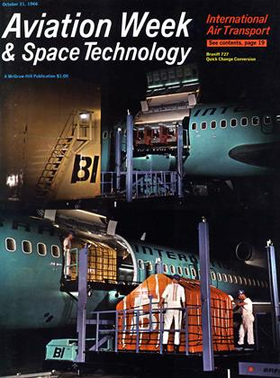Cover for the October 31 1966 issue