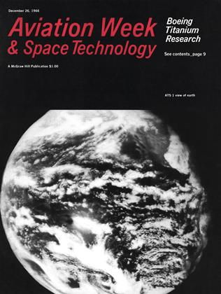Cover for the December 26 1966 issue