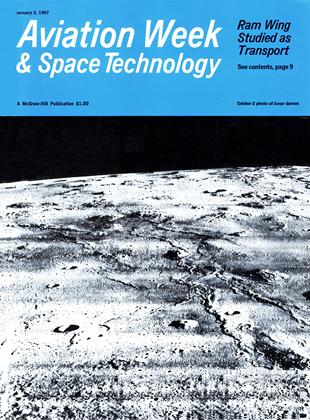Cover for the January 2 1967 issue