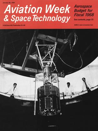 Cover for the January 30 1967 issue
