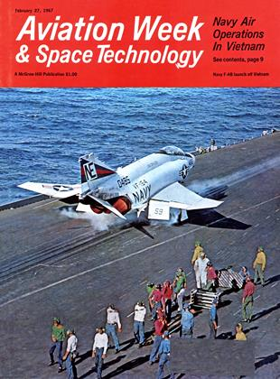 Cover for the February 27 1967 issue