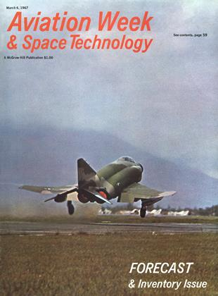 Cover for the March 6 1967 issue