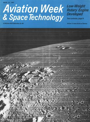 Cover for the March 13 1967 issue