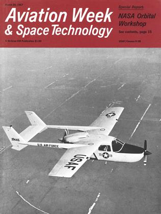 Cover for the March 20 1967 issue