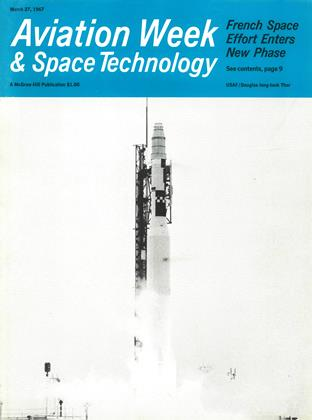 Cover for the March 27 1967 issue