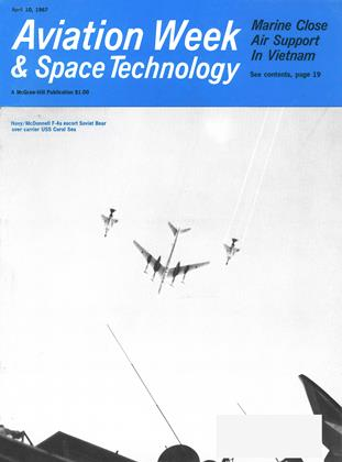 Cover for the April 10 1967 issue