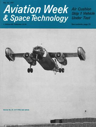 Cover for the May 15 1967 issue