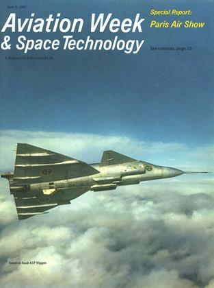 Cover for the June 5 1967 issue