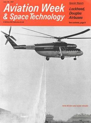 Cover for the June 26 1967 issue