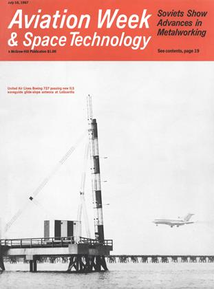 Cover for the July 10 1967 issue