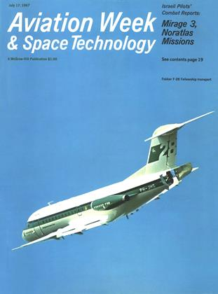 Cover for the July 17 1967 issue