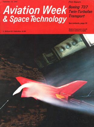 Cover for the September 18 1967 issue