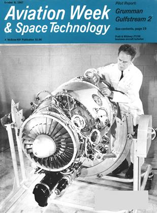 Cover for the October 9 1967 issue