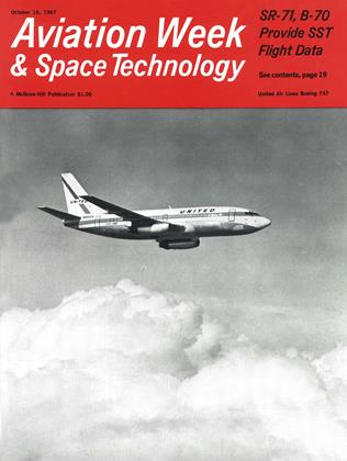 Cover for the October 16 1967 issue