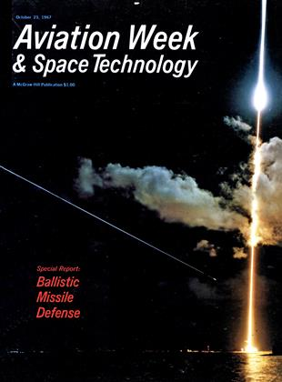 Cover for the October 23 1967 issue