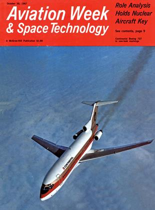 Cover for the October 30 1967 issue