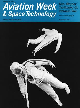 Cover for the November 6 1967 issue