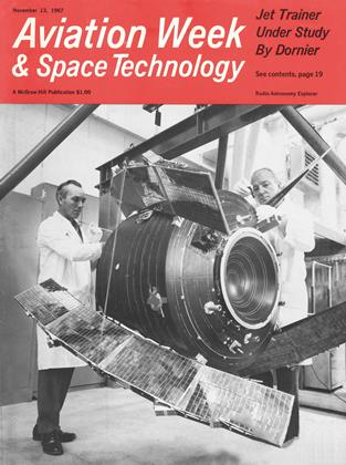 Cover for the November 13 1967 issue