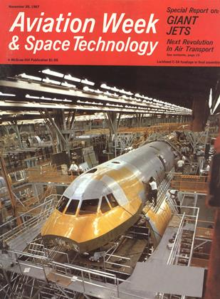 Cover for the November 20 1967 issue
