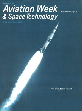 Cover for the November 27 1967 issue