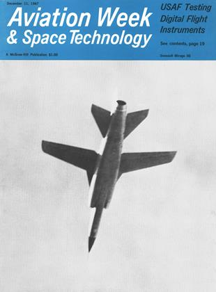 Cover for the December 11 1967 issue