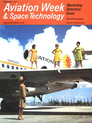 Cover for the Mid-December 1967 issue