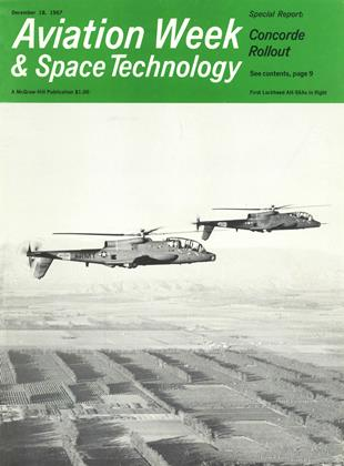 Cover for the December 18 1967 issue