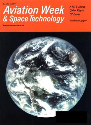 Cover for the December 25 1967 issue