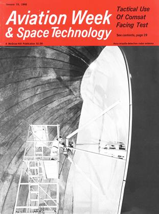 Cover for the January 15 1968 issue