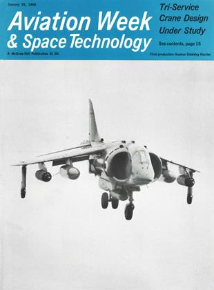 Cover for the January 29 1968 issue