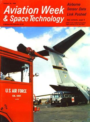 Cover for the February 26 1968 issue