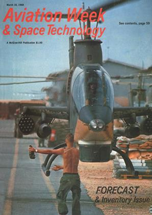 Cover for the March 18 1968 issue