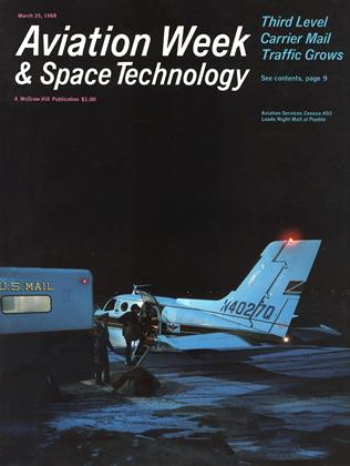 Cover for the March 25 1968 issue