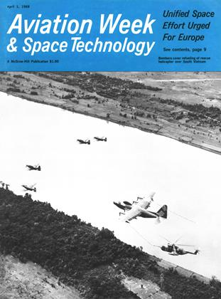 Cover for the April 1 1968 issue
