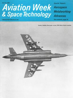 Cover for the April 15 1968 issue