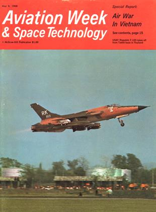 Cover for the May 6 1968 issue