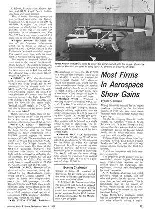 Boeing Chairman, Page: 33 - May 6, 1968 | Aviation Week
