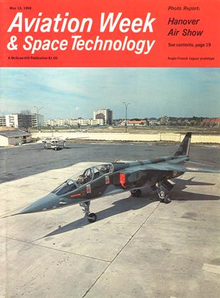 Cover for the May 13 1968 issue