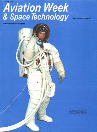 Cover for the June 3 1968 issue