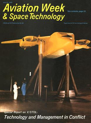 Cover for the June 24 1968 issue