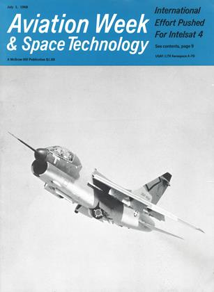 Cover for the July 1 1968 issue