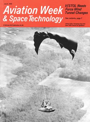 Cover for the July 8 1968 issue
