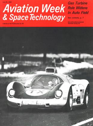 Cover for the July 29 1968 issue